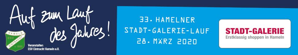 Hamelner Stadt-Galerie-Lauf